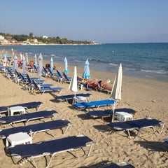 Photo taken at Iakinthos Resort by Винский С. on 9/10/2012