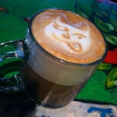 Photo taken at El Diablo Coffee by Heaven B. on 2/10/2012