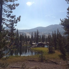 Photo taken at Desolation Wilderness by Paulina on 9/1/2013