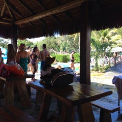 Photo taken at Lagoa Quente by Klemer C. on 7/12/2014