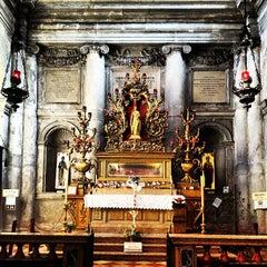 Photo taken at Chiesa dei S. Geremia e Lucia by Nikolay P. on 9/5/2013