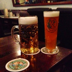 Photo taken at Hopfingerbräu by Nikolay P. on 10/29/2013
