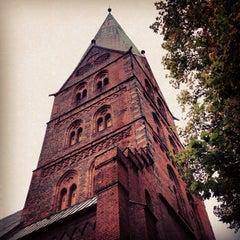 Photo taken at Aegidien Kirche by Nikolay P. on 10/22/2012