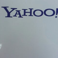 Photo taken at Yahoo España by Pamela V. on 7/11/2013