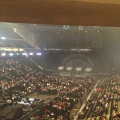 Photo taken at Suite Level at Xcel by Marcus P. on 12/29/2012