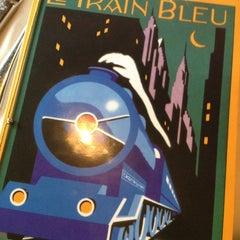 Photo taken at Le Train Bleu by aмanda~ on 3/6/2013