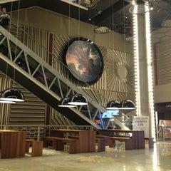 Photo taken at Cinemaximum by Gözde U. on 11/4/2012