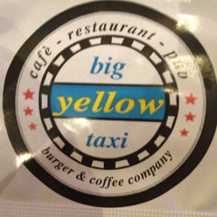 Photo taken at Big Yellow Taxi Benzin by Zafer C. on 10/13/2012