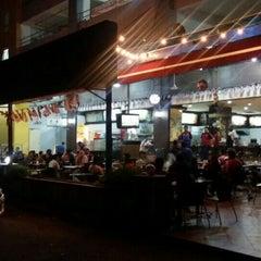 Photo taken at Bintang Sidewalk Cafe by Fizi F. on 4/17/2016