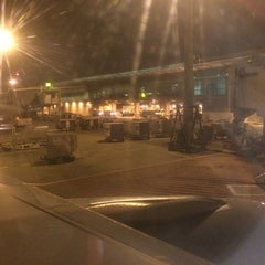 Photo taken at Gate C19 by Marcus P. on 9/21/2014