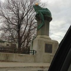 Photo taken at The Frog Bridge by 🐸Julie🍀🌺 B. on 3/5/2013
