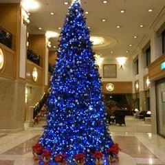 Photo taken at 登別グランドホテル (Noboribetsu Grand Hotel) by action h. on 12/24/2012