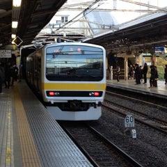 Photo taken at 御茶ノ水駅 (Ochanomizu Sta.) by knj7788 on 12/8/2012
