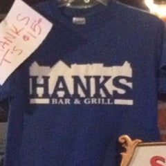 Photo taken at Hank's Bar & Grill by Tamera F. on 11/23/2012