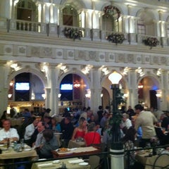 Photo taken at Canaletto Ristorante Veneto Las Vegas by Dave R. on 2/17/2013