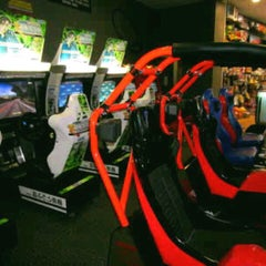 Photo taken at Timezone by DewikDew on 10/27/2012