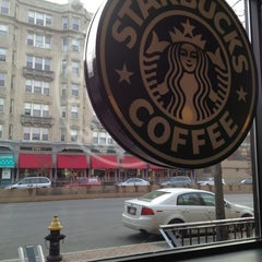 Photo taken at Starbucks by Jim E. on 1/21/2013