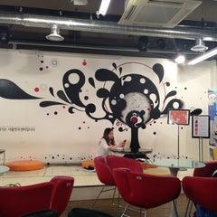 Photo taken at 서울연극센터 (Seoul Performing Center) by Kyu sik C. on 7/21/2013