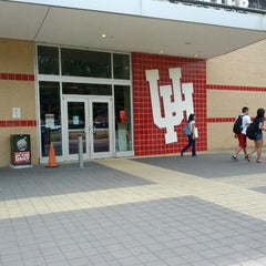 Photo taken at University of Houston by laura p. on 9/28/2012