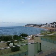Photo taken at Mövenpick Hotel Gammarth Tunis by Scott L. on 10/20/2012