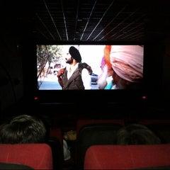 Photo taken at Big Cinema by Sanjay N. on 11/16/2012
