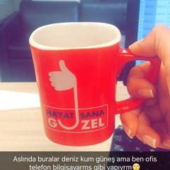 Photo taken at Setur Genel Müdürlük by Aysen K. on 5/3/2016