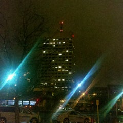 Photo taken at Rockville Metro Station by Tonya G. on 2/27/2013
