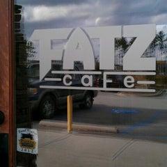 Photo taken at FATZ by Patti B. on 12/9/2012