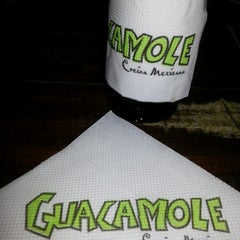 Photo taken at Guacamole by Fernando W. on 11/1/2012