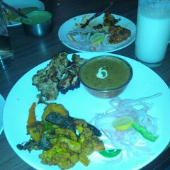 Photo taken at Kund Restaurant by Keval P. on 1/31/2013