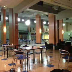 Photo taken at David S. Mack Student Center by Peter D. on 2/2/2013