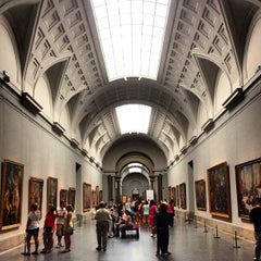 Foto tomada en Museo Nacional del Prado por Rodrigo J. el 6/26/2013