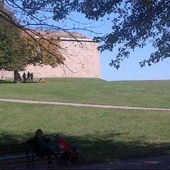 Photo taken at Fort Independence by Billy Joe Jim Bob Remulak on 10/12/2015