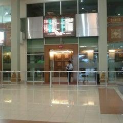 Photo taken at Adi Soemarmo International Airport (SOC) by Yeli T. on 12/24/2012