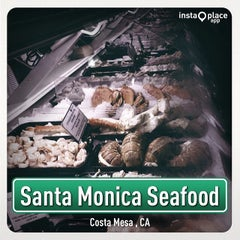 Photo taken at Santa Monica Seafood by Onassis Y. on 3/2/2014