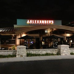 Photo taken at J Alexander's Restaurant by TJ on 1/2/2013