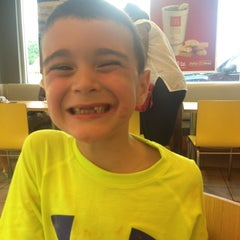 Photo taken at McDonald's by Rob W. on 7/10/2013