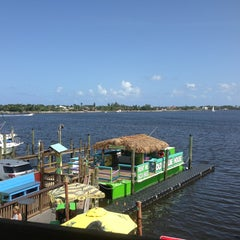 Photo taken at Old Key Lime House by Howard K. on 6/23/2013