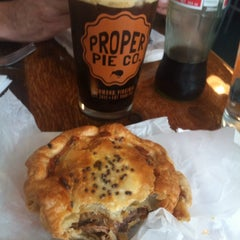 Photo taken at Proper Pie Co. by Stacey on 7/25/2013