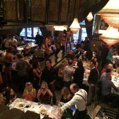 Photo taken at Lavo Champagne Brunch by Arielle Q. on 1/18/2015