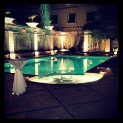 Photo taken at Royal Olympic Hotel by Panagiotis® P. on 6/21/2013