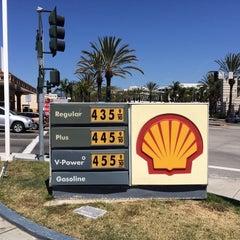 Photo taken at Shell by Karim on 4/28/2014