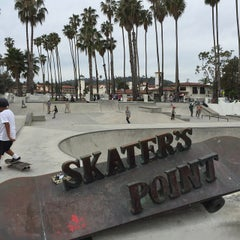Photo taken at Skater's Point by Karim on 3/17/2015
