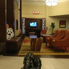 Photo taken at El Paso Marriott by Daniel T. on 1/18/2013