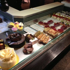 Photo taken at Patisserie Valerie by Stacie R. on 1/8/2013