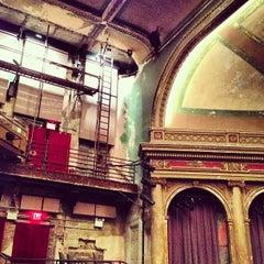 Photo taken at BAM Harvey Theater by Rene Juan d. on 7/26/2013