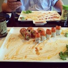 Photo taken at Midori Sushi II by Yegor V. on 7/27/2014