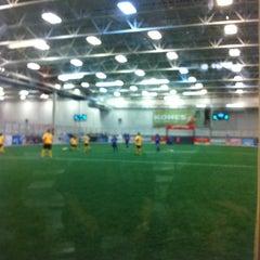 Photo taken at Uihlein Soccer Park by Carol V. on 9/26/2014