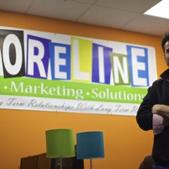 Photo taken at Shoreline Media Marketing by Joe S. on 6/29/2013