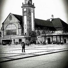 Photo taken at Hagen Hauptbahnhof by Björn K. on 3/18/2013
